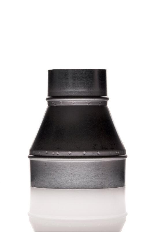 Reduzierung 200 mm - 160 mm Metall