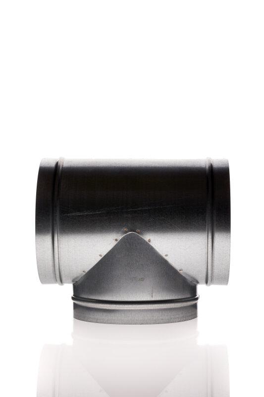 T Stück Durchmesser 200 mm Metall