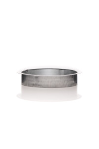 Bundkragen / Anschlussflansch 150 mm Metall