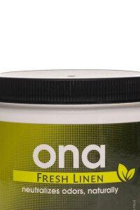 ONA Gel Fresh Linen 732g Dose