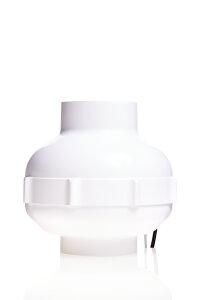 RVK 125 mm Prima Klima EC 700 m³/h Thermostat und Drehzahlregler