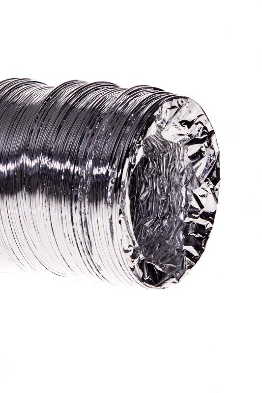 Aluflexschlauch 100 mm 1 lfm