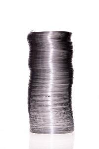 Aluflexschlauch 250 mm 1 lfm